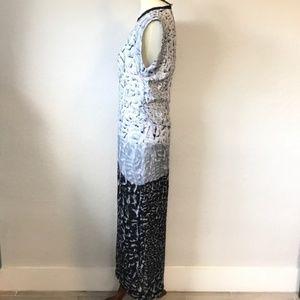 Helmut Lang Dresses - Helmut Lang Annex Print Silk Maxi Dress Size 6